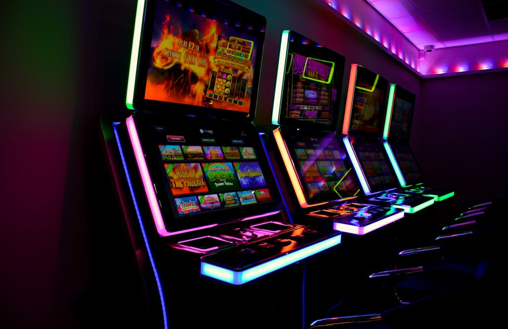 gaming-machines
